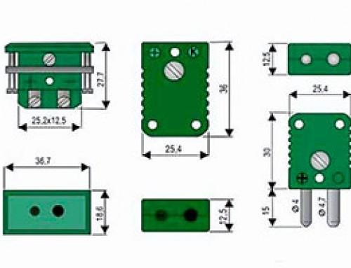 Conectores estándar