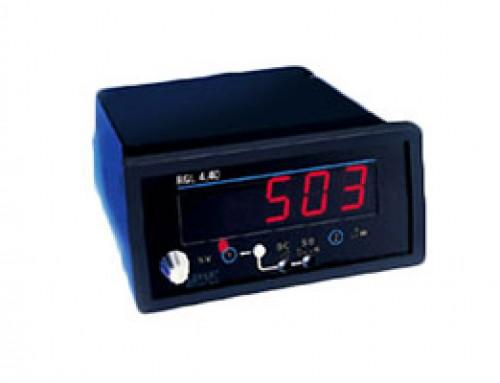 Reguladores Digitales RGL-440