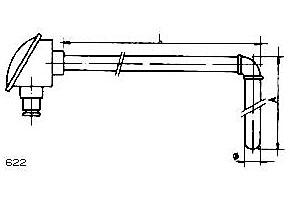 Sondas de temperatura ref.622